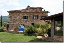 Borgo Salcetino restored