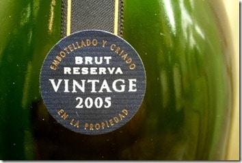 Vintage Cava
