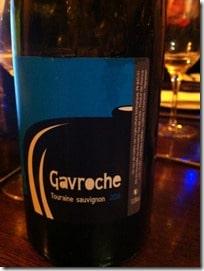 Gavroche Sauvignon