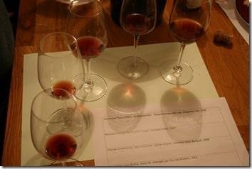 Five Pinots