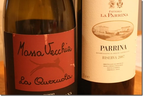 Massa Vecchia and La Parrina