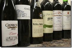 Riojan line up