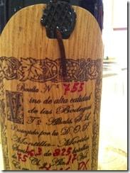 bottle 753