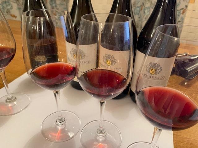 Pertinace's MGA wines