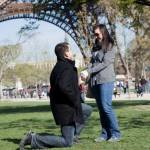 Got engaged in April of 2012