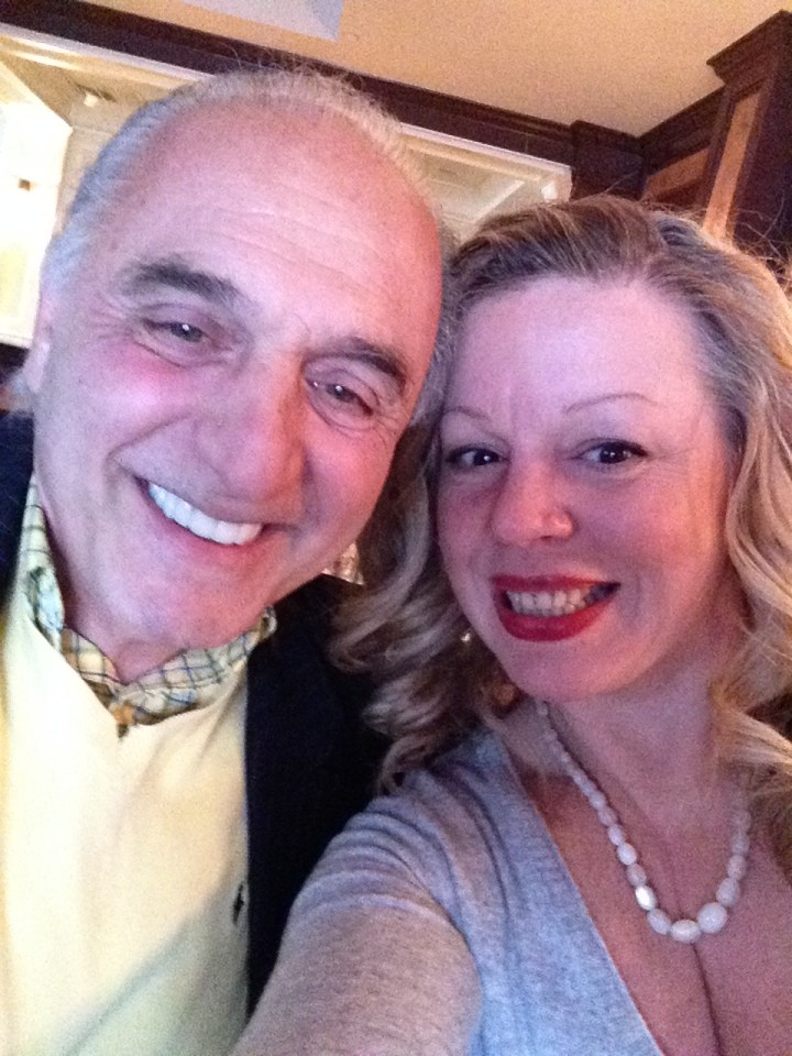 Inappropriate Story Telling and Lunch with Tony Verdoni