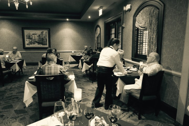 The Rise and Fall of a Wine Dinner