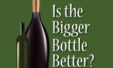 Size Matters: Is the Bigger Bottle Better?