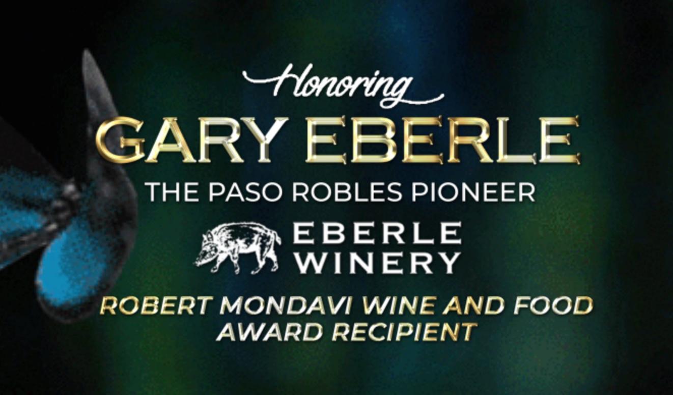 Gary Eberle Honoree