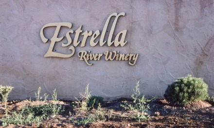 1977 Estrella River Winery – A Star is Rising