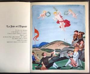 Nicolas House Annual Wine Catalogues (1972) Artist Andre Derain (1880–1954)
