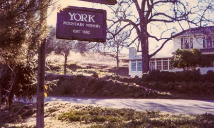 York Mountain Tasting Room (1970-2000)