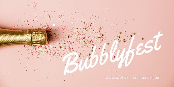 Bubblefest 2019