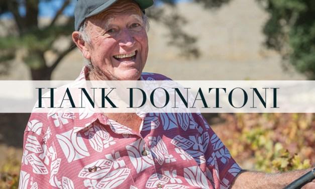 Hank Donatoni and the Art of Zinfandel