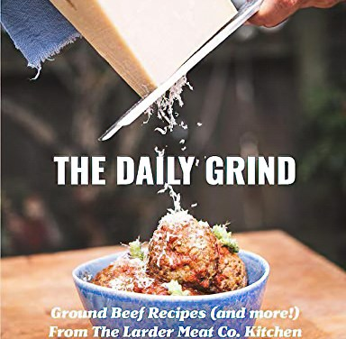 Cook Book Review The Daily Grind by Jensen Lorenzen