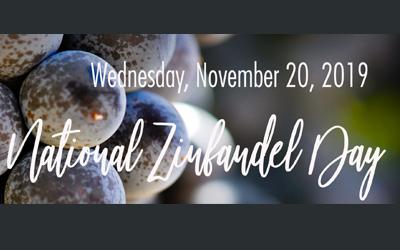 Let's Celebrate National Zinfandel Day!