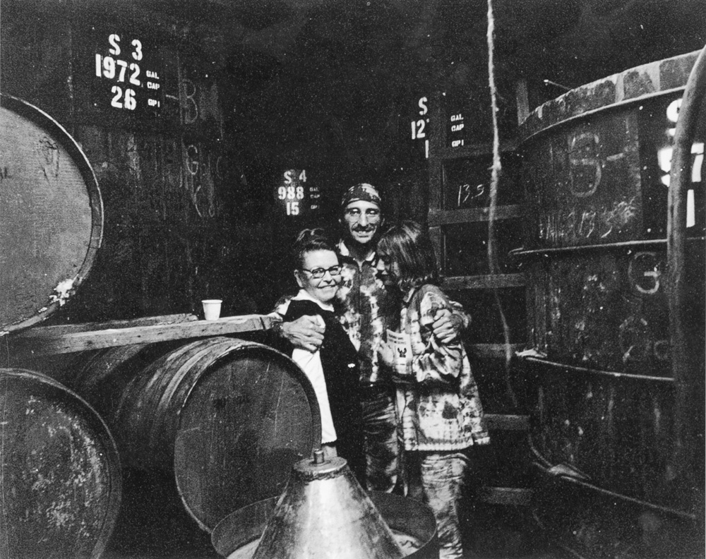 Rotta Winery Tasting Room