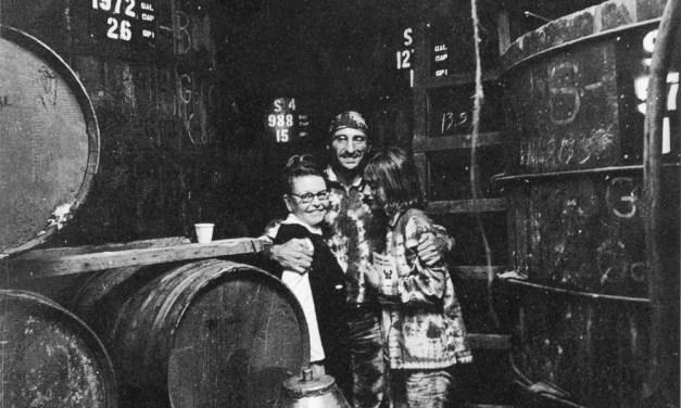 Rotta Winery Tasting Room (1937-1976)