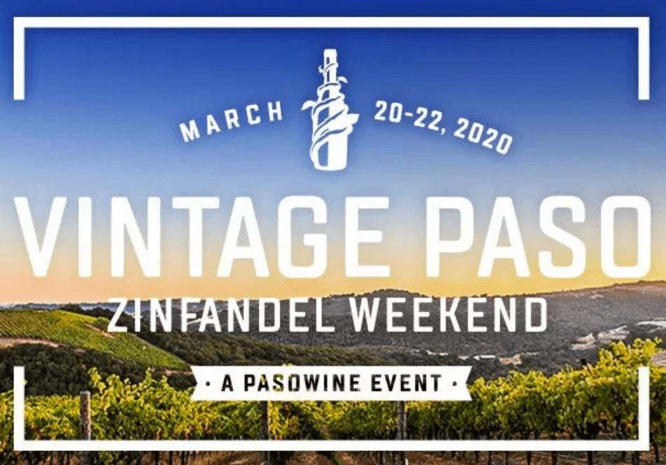 Vintage Paso: Zinfandel Weekend