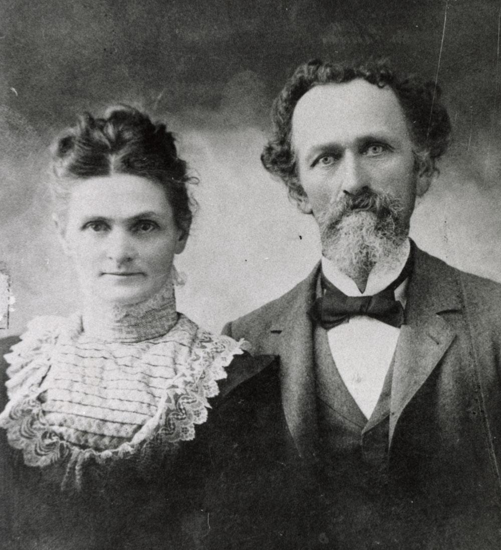 William and Barbara Amelia (Matthis) Ernst