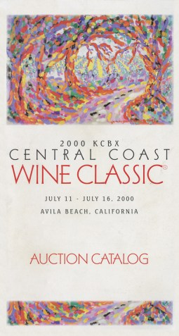 2000 Central Coast Wine Classic Catalog by James-Paul Brown