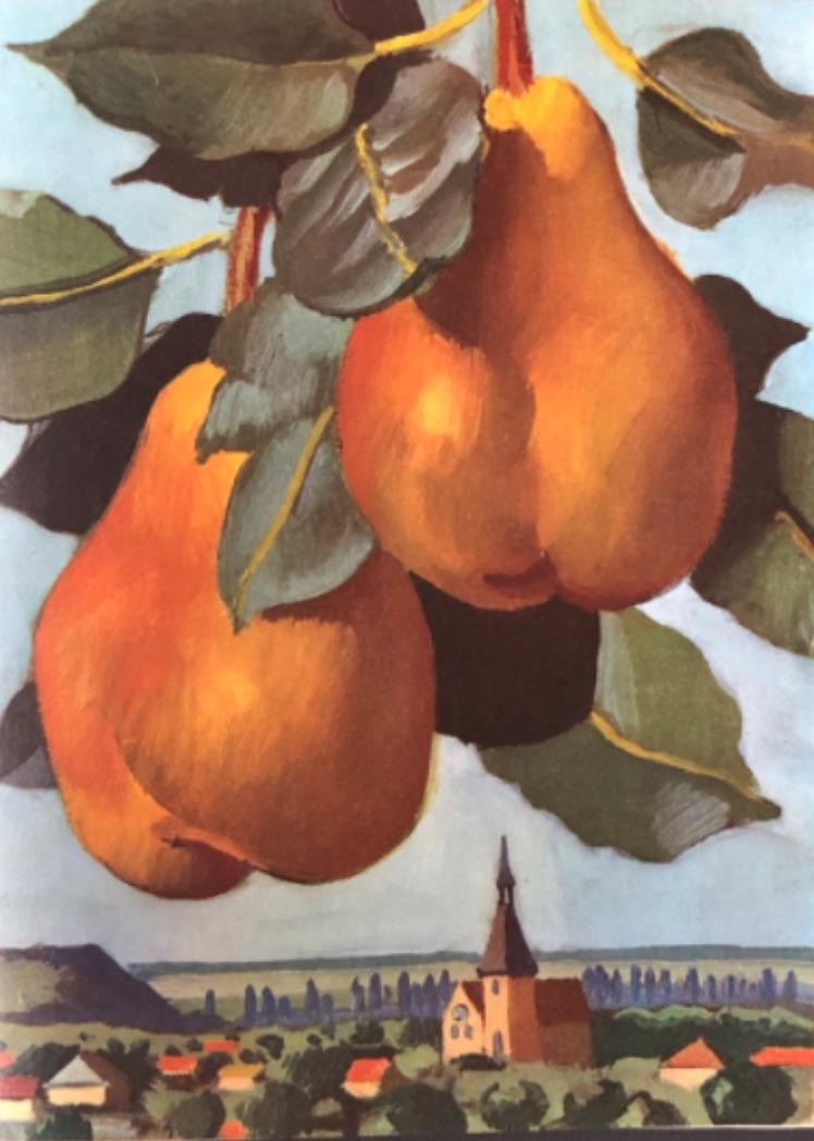 Nicolas Catalogue: Sous le Signe des Fruits de la Terre de France/Under the Sign of the Fruits of the Land of France