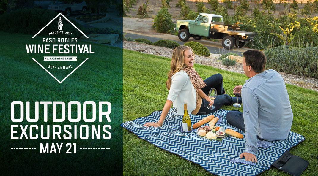 2021 Paso Wine Festival Excursions
