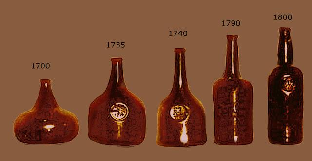 Wine Bottle Evolution