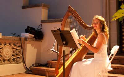 Step into a Magical Evening Pairing Music and Wine on the Enchanted Hill