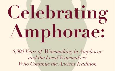 Amphora: Celebrating Amphorae Exhibit