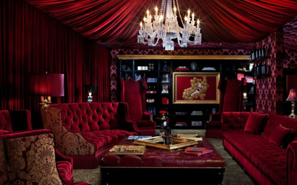 Red Room at Raymond Vineyards