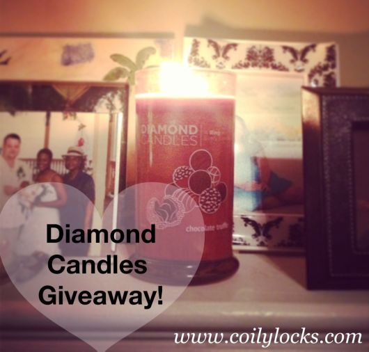 Chocolate Truffle Diamond Candles 2