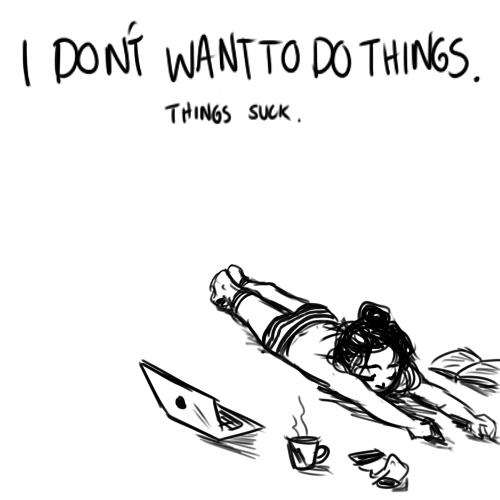 motivation monday i don't want to do things coily locks