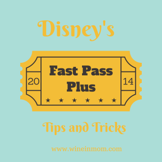 Fast Pass Plus Tips and Tricks