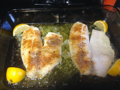 Simple Tilapia
