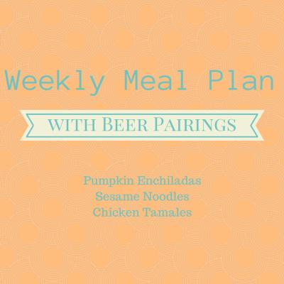 Dinner and Drinks Week 2