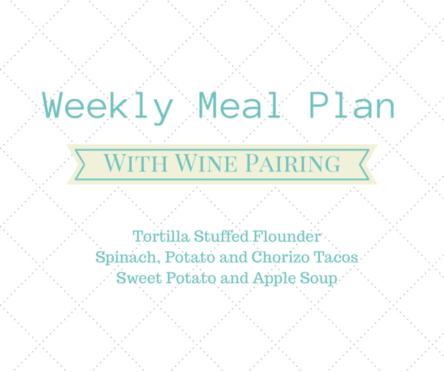 meal plan with wine pairing