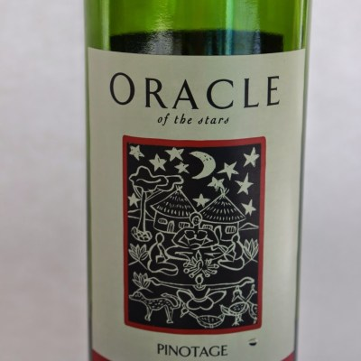 Glasses Up! Oracle Pinotage