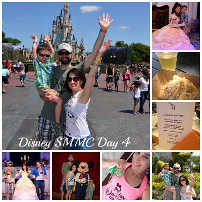 Magic Kingdom and Epcot