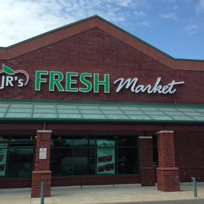 Visiting JR's Fresh Market