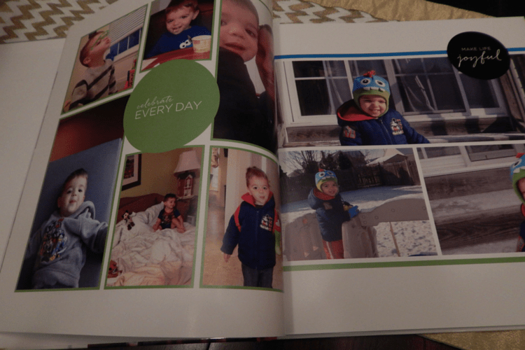 Make My Book by Shutterfly