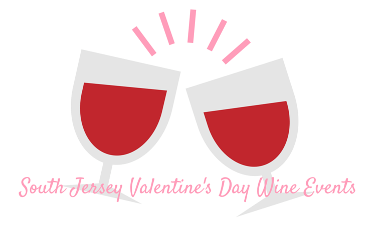 Celebrate Valentine's Day at a winery with these great South Jersey Valentine's Day Wine Events.