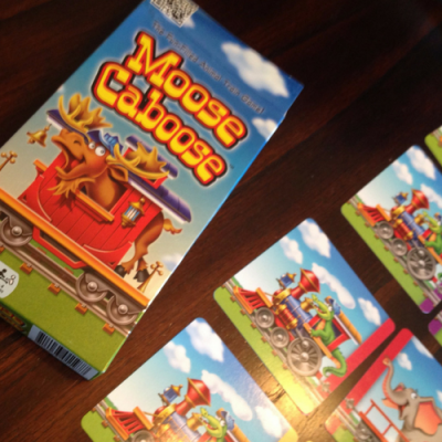 Sweet Toys: Moose Caboose