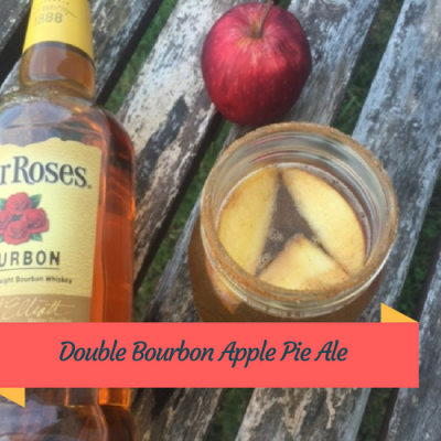 Four Roses Double Bourbon Apple Pie Ale