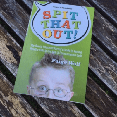 Spit That Out! Book Review