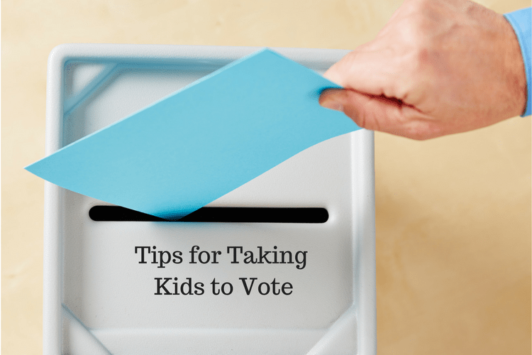 A non-partisan guide to taking your kids to vote. Tips for making going to the ballot box easier.