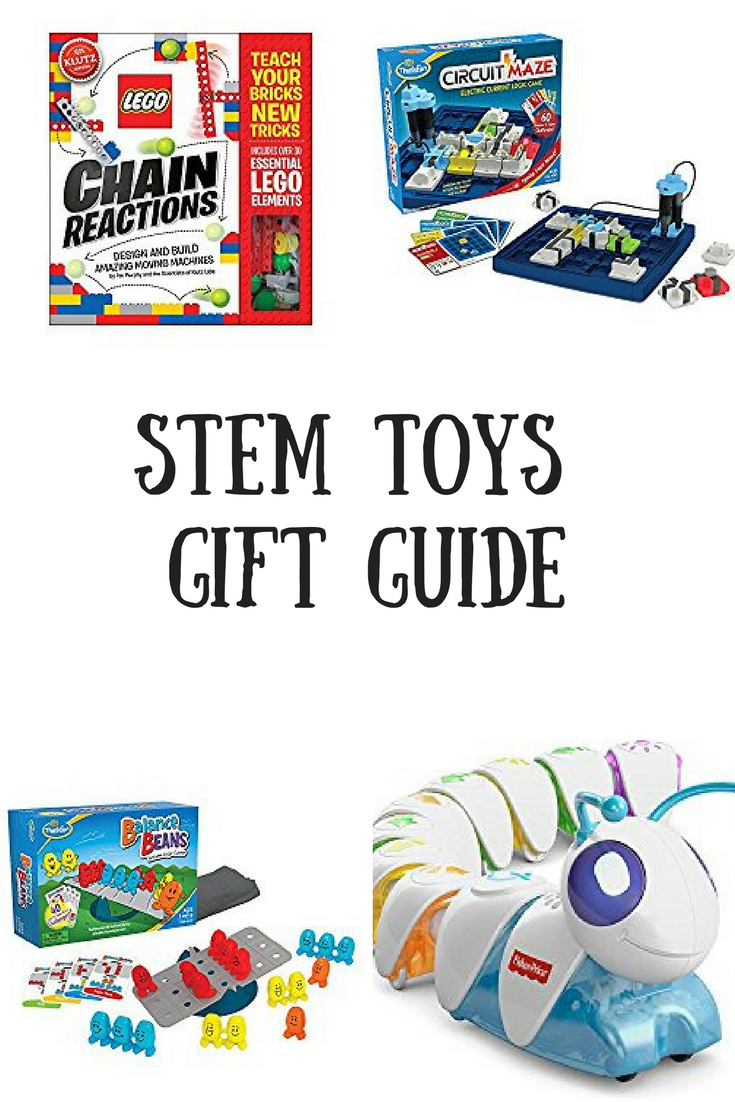 Give the gift of learning and fun with STEM toys.
