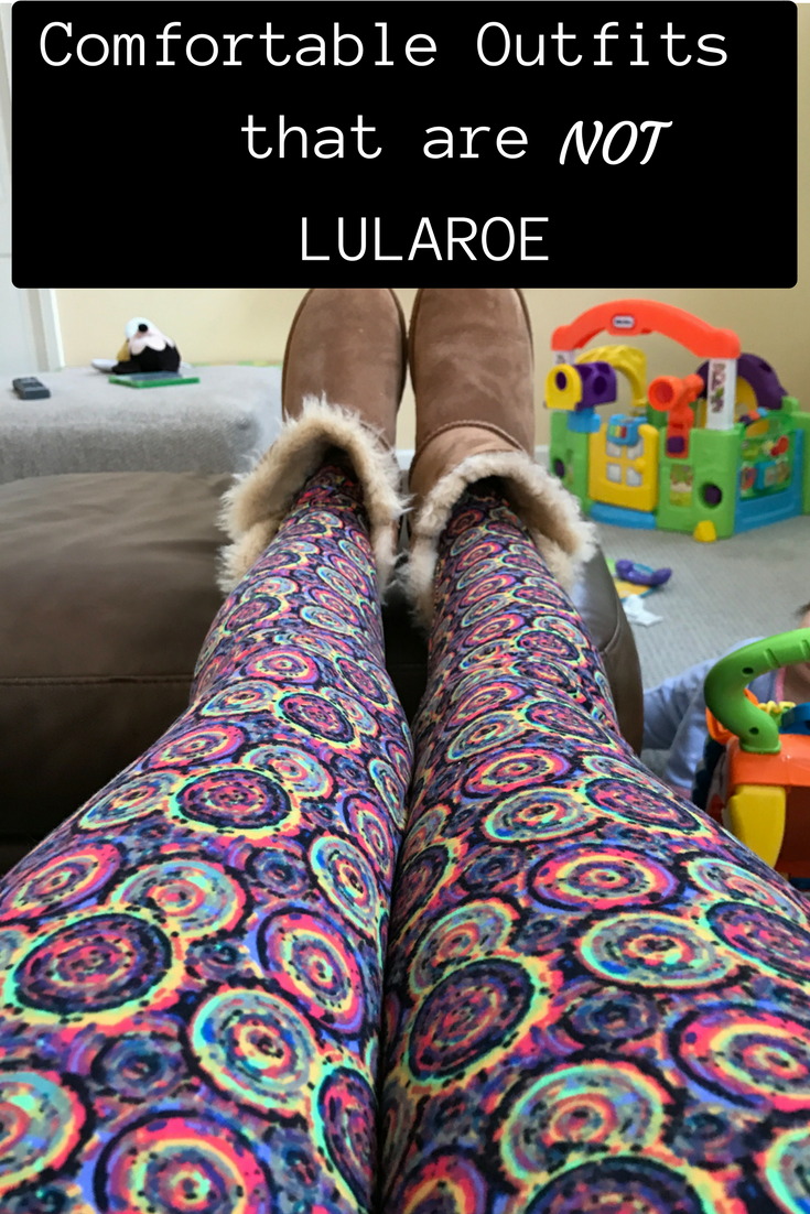 Comfortable outfits that are not LuLaRoe.