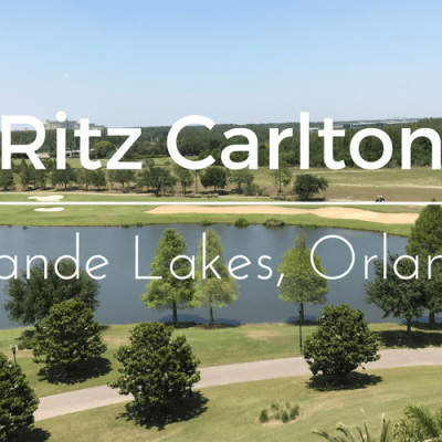 3 Nights at The Ritz Carlton: My Mother's Day Gift to Myself