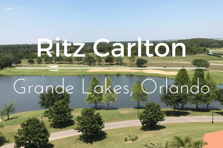 Ritz Carlton Grande Lakes Orlando